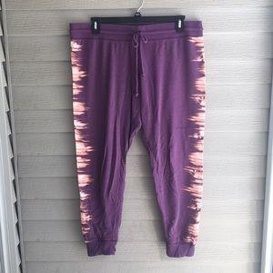 LAST CALL‼️SALE‼️ purple sweatpants